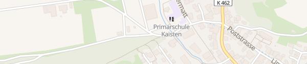 Karte Sporthalle Hofstatt Kaisten