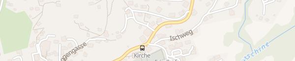 Karte Hotel Gletschergarten Grindelwald