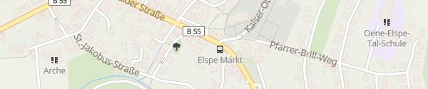 Karte Marktplatz Lennestadt