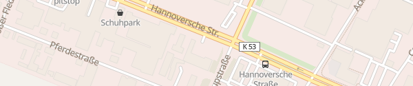 Karte A.T.U Osnabrück