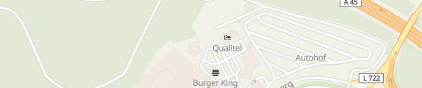 Karte Tesla Supercharger Wilnsdorf