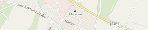 Karte Licht Kraus Sasbach