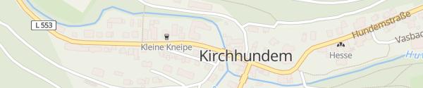 Karte Rathaus Kirchhundem