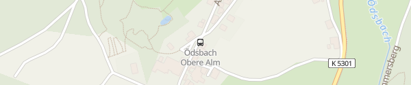 Karte Hotel Die Alm Oberkirch