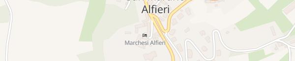 Karte Marchesi Alfieri San Martino Alfieri