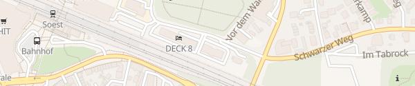 Karte Enercon Soest