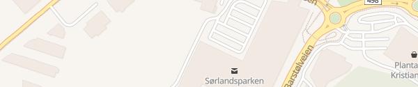 Karte Coop Obs Sørlandssenteret Kristiansand