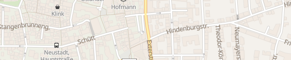 Karte Parkplatz Alter Turnplatz Neustadt an der Weinstraße
