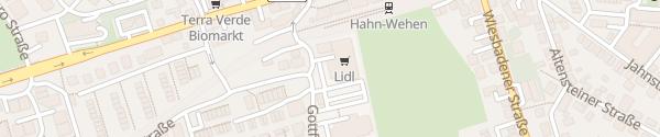 Karte Lidl Taunusstein