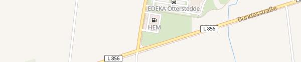 Karte HEM Tankstelle Bad Sassendorf