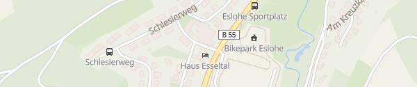 Karte Speckenheuer Maschinen- u. Apparatebau Eslohe