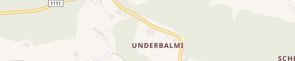 Karte Hotel Wetterhorn Hasliberg Hasliberg Hohfluh