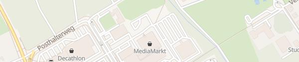 Karte Media Markt Oldenburg