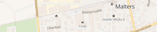 Karte Coop Malters
