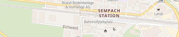 Karte Birdland Hotel Sempach