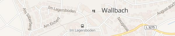Karte Rathaus Hünstetten