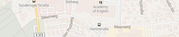 Karte Kaufpark Kreyenbrück Oldenburg
