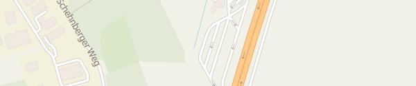 Karte Huntetal West Wardenburg
