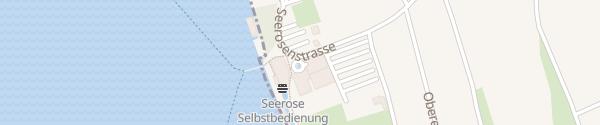 Karte Hotel Seerose Meisterschwanden