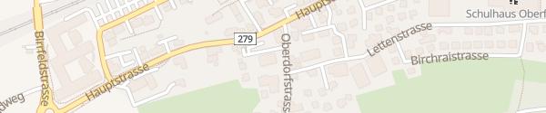 Karte Mehrzweckgebäude Mägenwil