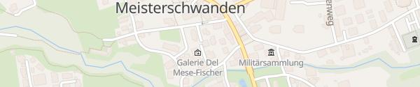 Karte eRod #007 Meisterschwanden