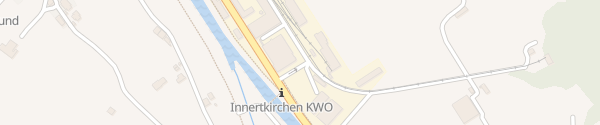 Karte Kraftwerke Oberhasli Innertkirchen