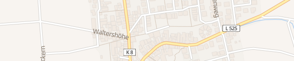 Karte Privater Ladepunkt Gönnheim