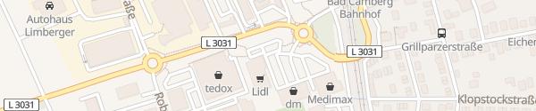 Karte Lidl Bad Camberg