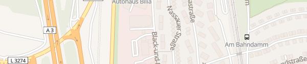 Karte Autoschmitt Idstein