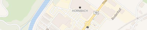 Karte Hornbach Luzern
