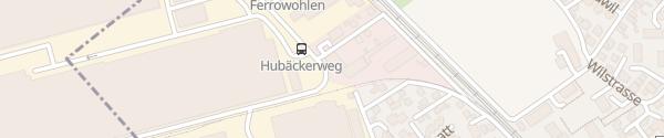 Karte Auto Käppeli Wohlen