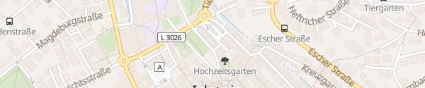 Karte SÜWAG Ladesäule Idstein