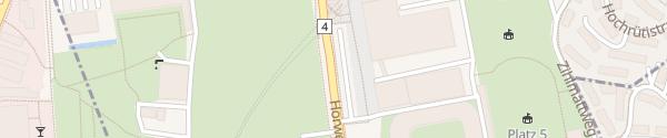 Karte CKW Ladesäule Luzern