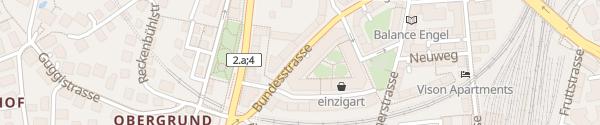 Karte Himmelrich 3 Luzern