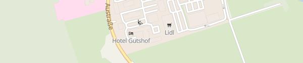 Karte Hotel Gutshof Herborn