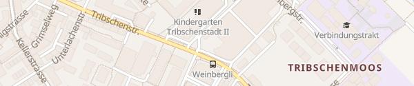 Karte VBL - Verkehrsbetriebe Luzern