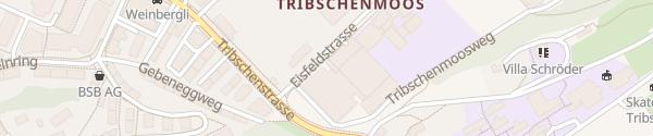 Karte Eiszentrum Luzern