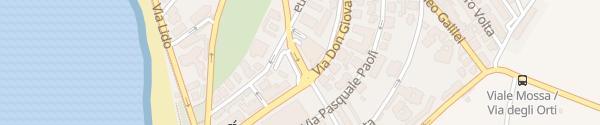 Karte Ladesäule Alghero