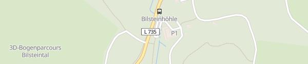 Karte Bilsteintal Warstein