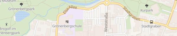 Karte Dr.-Maria-Heilmann-Straße Melle