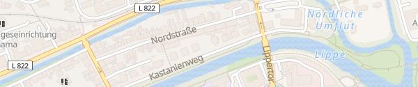 Karte Kanzlei Engemann & Partner Lippstadt
