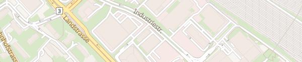Karte Alpiq InTec Ost AG Spreitenbach