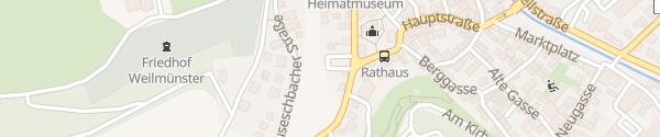 Karte Rathaus Weilmünster