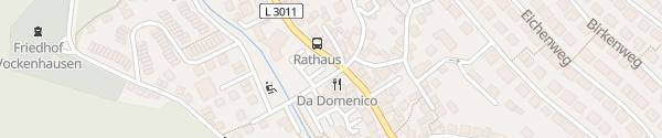 Karte Parkplatz Rathaus Eppstein