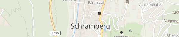 Karte Rathaus Schramberg