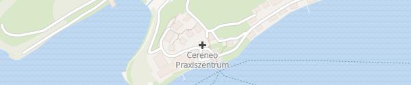 Karte Campus Hotel Hertenstein Weggis