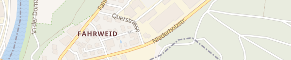 Karte EKZ Fahrweid