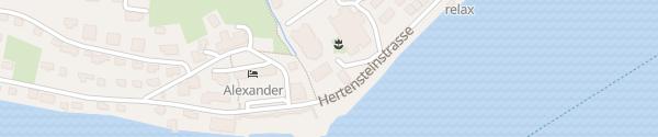 Karte Hotel Park Weggis Weggis