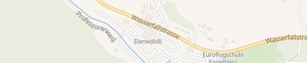 Karte Hotel Eienwäldli Engelberg