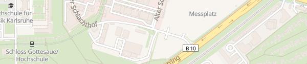 Karte Tollhaus Karlsruhe
